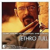 Jethro Tull Essential VERY BEST OF MINT UNSEALED LIVING IN THE PAST AQUALUNG HIT