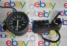 2005 DR650 gauges, cluster, speedo