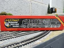 Hornby BR class 7 4-6-2 britannia loco R063 for OO gauge model train set