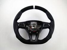 FORD Focus mk3 Abgeflacht Lenkrad Schaltwippen Flat bottom Steering Wheel Paddle
