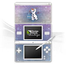 Nintendo DS Lite Folie Aufkleber Skin - Olaf Warm Hugs