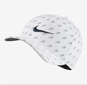 Nike Unisex Swoosh Flex Aerobill Classic99 Golf Hat S-M NWT