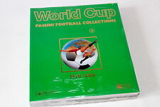 PANINI libro Enciclopedia Book World Cup FOOTBALL COLLECTIONS 1970 - 2014 SOFT COVER