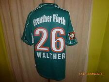 SpVgg Greuther Fürth Puma Matchworn Trikot 1999/00 + Nr.26 Walther Gr.XL