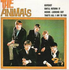 ★☆★ CD Single The ANIMALS Inside - looking - EP - 4-tr CARD SLEEVE - French  ★☆★