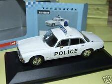 JAGUAR XJ6 Ayrshire Police Vanguards VA08609 1/43