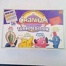 Cranium Turbo Edition Game - 2004 - Family Fun Night