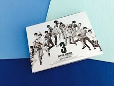 Super Junior 3rd album sorry sorry Taiwan limited special edition