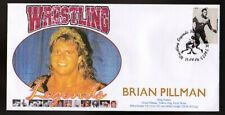 Brian Pillman Wrestling Legends Souvenir Cover