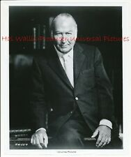 "Hal Wallis-Producer-Universal Pictures- 8"" x 10"" B & W Photo-HW-EX-4-1970s-#727"