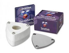 Dental Microwave Flask Muffle Plate Kit Tecno flask Denture Lab Laboratory