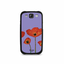 iLuv ISS246FLO Pangborn Art Collection protective case for Samsung Galaxy S III