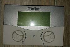 Vaillant Calormatic 630 Display Leichte Streifen