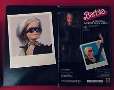 Barbie FRENCH MARKET  Le Nouveau Theatre De La Mode Billy Boy 1985 NRFB