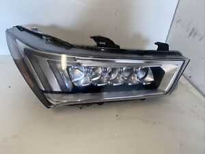 2017-2020 Acura MDX Right RH Headlight Full LED Complete OEM