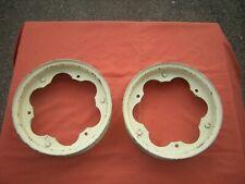 Lambretta 50/100/125 Special DL Lui/75 cerchi 10 pollici vernice originale beige