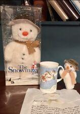 The Snowman Original 1985 Merchandise Collection