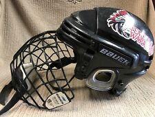 New listing Bauer Hockey Helmet Free Shipping!