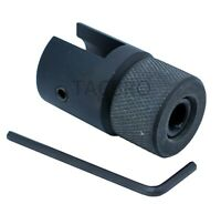 Ruger 1022 10-22 Muzzle Brake Adapter + Bull Size Thread Protector 1/2x28