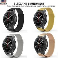 Milanese Magnetic Loop Steel Band For Samsung Galaxy Watch R800 46mm/R810 42mm