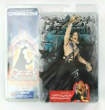 McFarlane Toys Ozzy Osbourne Custom Action Figure w/ Diorama & Accessories