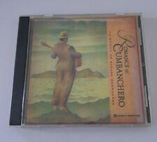 Romance Del Cumbanchero Musica De Rafael Hernandez Banco Popular 1998 CD #358