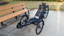 Ultimate Trike Folding Recumbent Bike Bicycle