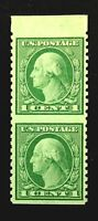 US #538a ~ M-NH 1919 Offset Printing Error ~ Perf. 11 [Imperforate Horizontally]