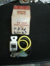 NOS 1961 - 1962 - 1963 Ford Thunderbird courtesy lamp switch C1SF 13764A  FoMoCo