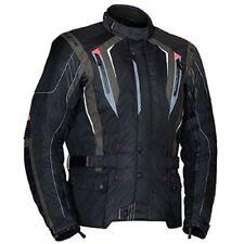 MBW Motorrad Textiljacke Jacke Lime Buddy - in Größe 48 - 62