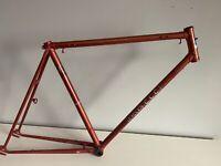 cadre velo course ancien CLC  old bike fahrrad Eroica frameset