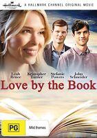 LOVE BY THE BOOK (2015) Region 1 [DVD] Hallmark Leah Renee Kristopher Turner