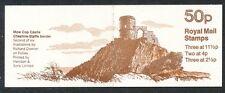 """FB18a 1981 """"MOW COP CASTLE"""" 50p Folded Booklet"""