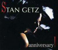 Stan Getz - Anniversary! Live At Montmartre Co (NEW CD)