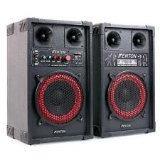 SKYTEC SPB-8 ALTAVOCES 2 BAFLES ACTIVO PASIVO 400W USB SD MP3 -B-STOCK