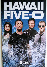 Hawaii Five-0 Five 0 Poster Cast Photo Promo 2ft x3ft 24in x 36in