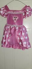 Mini Mouse Girl Fancy Dress Costume 3-4 Years