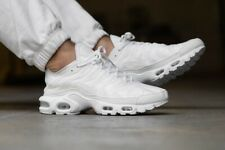 Nike Air Max Plus TN Deconstructed White Uk Size 10.5 Eur 45.5 CD0882-100