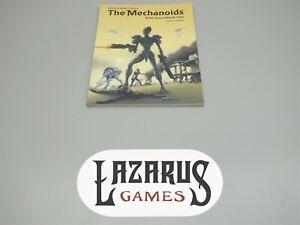 RIFTS: Sourcebook Two - The Mechanoids (Palladium Books)