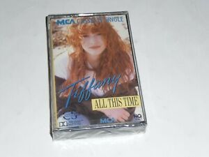 Tiffany - All this time (Cassingle or Cassette Single) SEALED