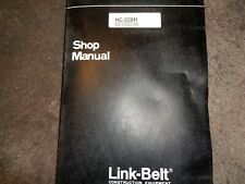 LQU0082 Seal Kit Fits Linkbelt 65.00x105.00