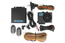 Antifurto GT Auto Alarm Universale GT914 Con Radiocomando Sirena