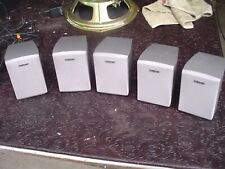 5 - Sony SS-MSP1 Small Gray Hangable Home Theatre Satellite Stereo Speakers #2