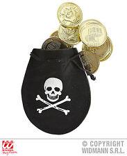 12 x EURO, Geld, Ducat , monedas en el Negro Bolsita