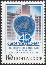 Russia 1987 UN/ESCAP/Buildings/Architecture/Economy/Animation 1v (n31423)