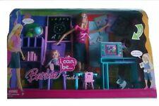 Barbie Puedo ser profesor Playset Mattel 2008
