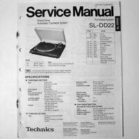 USER MANUAL Technics Turntable System SL-Q210 Operating Instruction