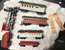 TYCO 4-6-0 B.P.S.&D.  STEAM Locomotive HO SCALE Set Iron Horse  Mantua