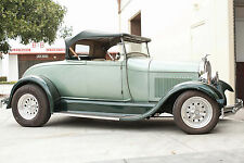 1928 Ford Model A Green