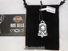 Harley Davidson Skull Willi G. Ride Bell Bell Lucky Bell Bell HRB005